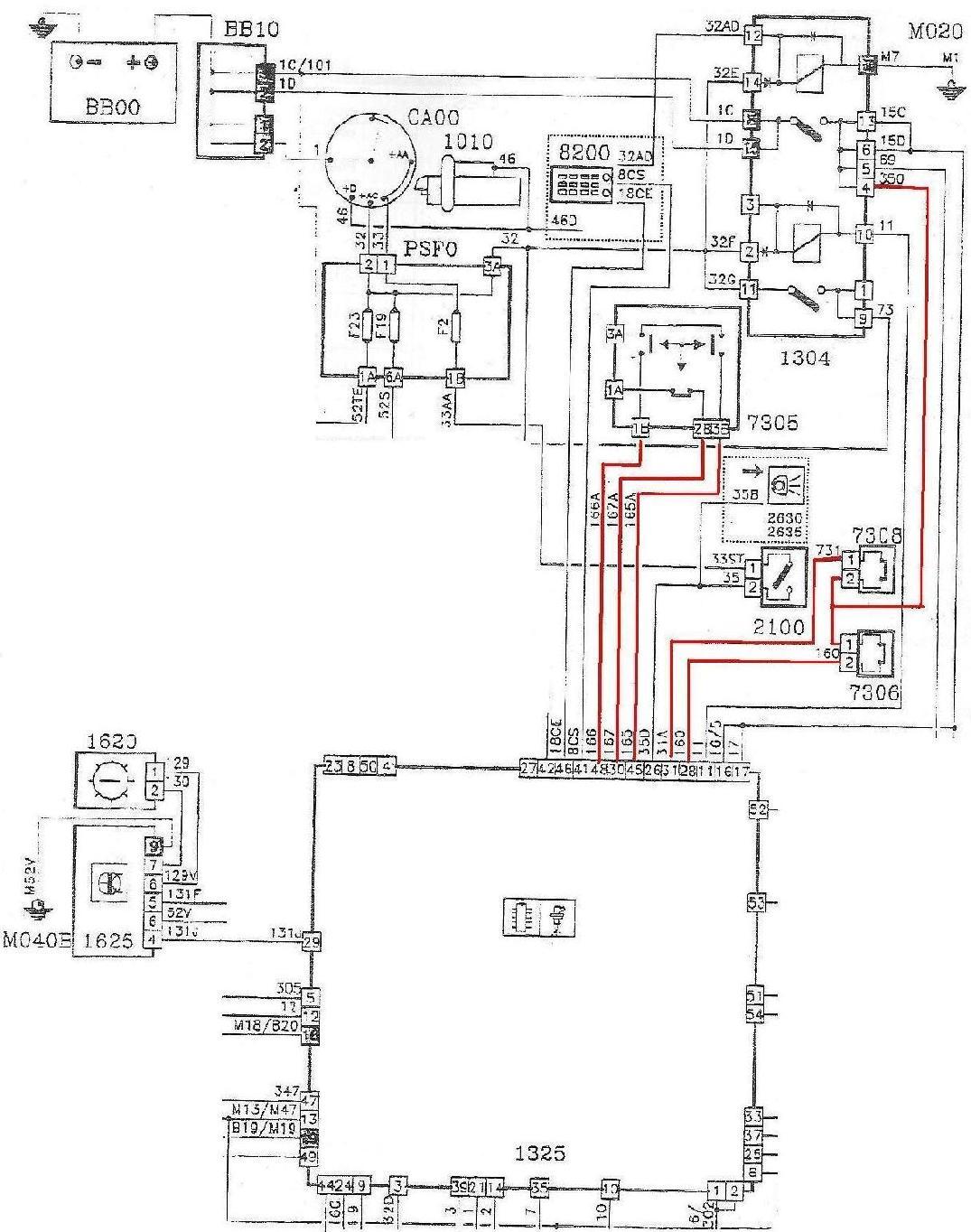 peugeot605 forumeurs fr  u2022 pre cablage regulateur de vitesse    electricit u00e9     u00e9lectronique autres